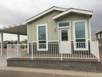 Mobile Home at 8865 East Baseline Rd, #0347 Mesa, AZ 85209