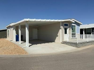 Mobile Home at 8865 East Baseline Rd, #0645 Mesa, AZ 85209
