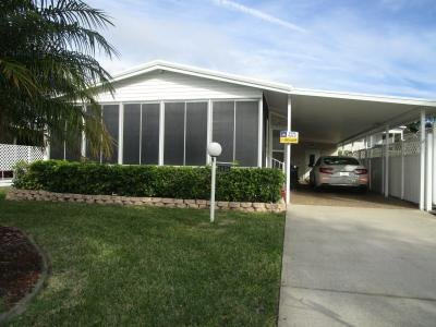 Mobile Home at 2056 EAST LAKEVIEW DRIVE Sebastian, FL 32958