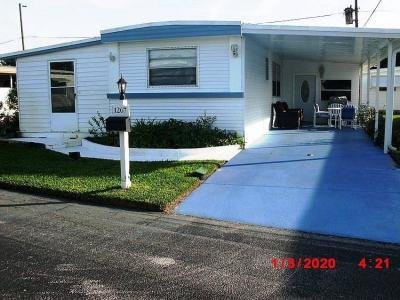 Mobile Home at 1267 Jamestown Place Daytona Beach, FL 32119