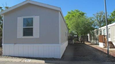 Mobile Home at 7401 San Pedro Drive NE #81 Albuquerque, NM 87109