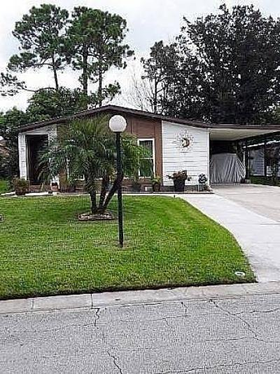 Mobile Home at 9 Angel Falls Circle Ormond Beach, FL 32174