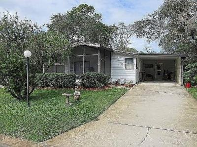 Mobile Home at 12 Windsor Falls Drive Ormond Beach, FL 32174