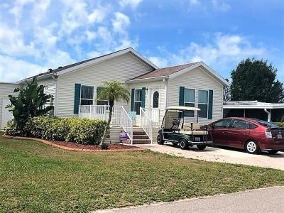 Mobile Home at 982 Cayman E Venice, FL 34285