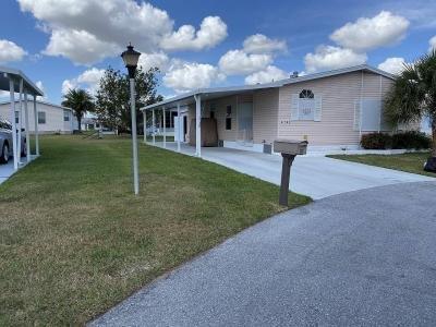 Mobile Home at 6787 Sinsonte Court Fort Pierce, FL 34951