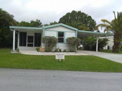 Mobile Home at 1624 Moonbeam Drive Malabar, FL 32950