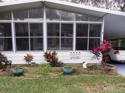 Mobile Home at 34 Cedar in the Wood Port Orange, FL 32127