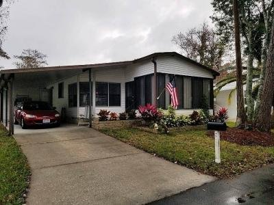 Mobile Home at 49 Cedar in the Wood Port Orange, FL 32129