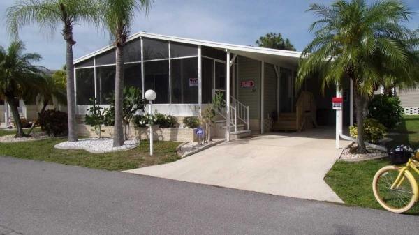 Fleetwood Barrington Mobile Home