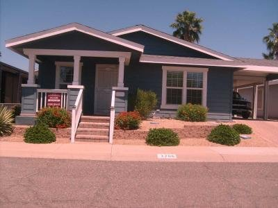 Mobile Home at 1706 E. John Cabot Rd.#153 Phoenix, AZ 85022