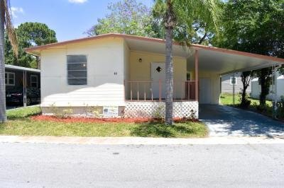 Mobile Home at 7501 142nd Ave North, Lot 590 Largo, FL 33771