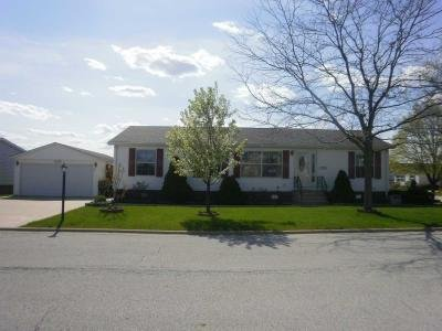 Mobile Home at 22918 S. Long Beach Dr. Frankfort, IL 60423