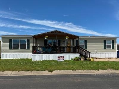 Mobile Home at 11901 E 112Th Pl N Owasso, OK 74055