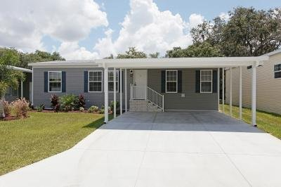 Mobile Home at 218 Gazelle Drive #218 North Fort Myers, FL 33917