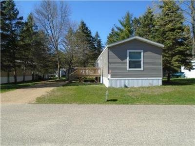 Mobile Home at W 642  Northern Pike  Lot 76 Montello, WI 53949