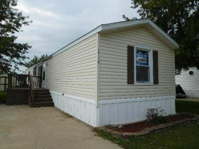 Mobile Home at 10117 Westmoreland Drive Michigan City, IN 46360