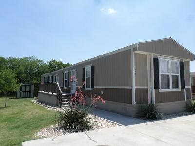 Mobile Home at 7460 Kitty Hawk Rd. Site 377 Converse, TX 78109