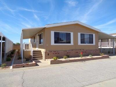 Mobile Home at 5700 W Wilson St #64 Banning, CA 92220