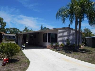 Mobile Home at 19283 Congressional Ct. North Fort Myers, FL 33903