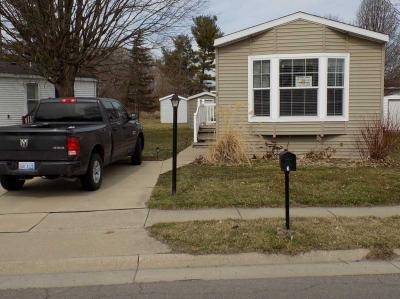 Mobile Home at 3 Belle Villa Blvd Belleville, MI 48111