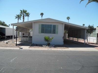 Mobile Home at 11411 N. 91St Ave.  61 Peoria, AZ 85345