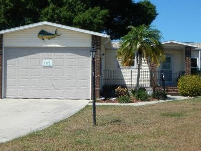 Mobile Home at 10078 Broken Woods Court North Fort Myers, FL 33903