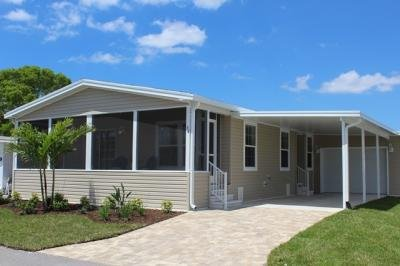 Mobile Home at 54 Parot Court Fort Myers, FL 33912