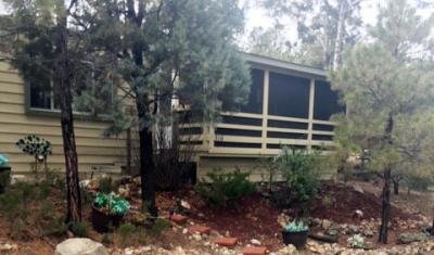 Mobile Home at 316 OXBOW Prescott, AZ 86305