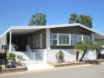 Mobile Home at 3800 Bradford St  Space 6 La Verne, CA 91750