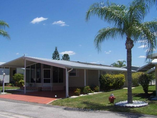 1990 Palm Harbor Manufactured Home