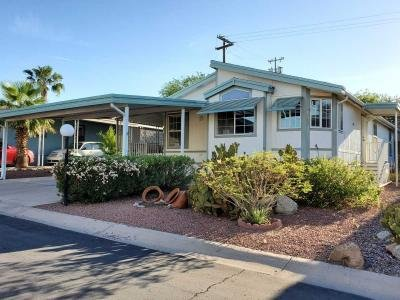 Mobile Home at 2233 E Behrend Dr 261 Phoenix, AZ 85024
