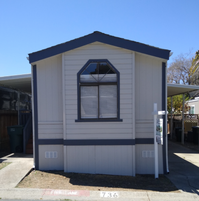 Mobile Home at 736 Treasure  Bay Point, CA 94565