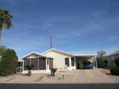 Mobile Home at 215 N. Power Rd. #108 Mesa, AZ 85205