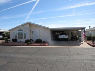 Mobile Home at 215 N. Power Rd. #36 Mesa, AZ 85205