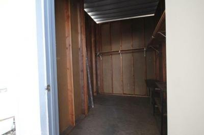 Large Shed with Storage