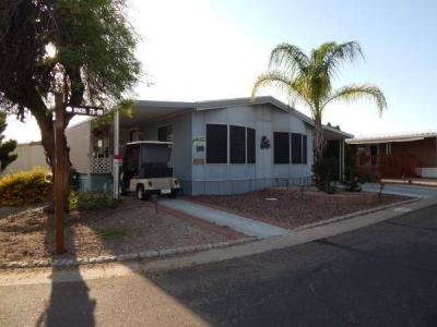 Mobile Home at 8600 E Broadway #88 Mesa, AZ 85208