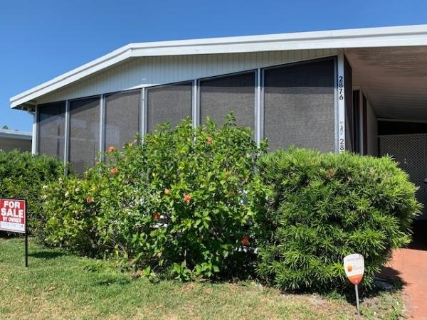 1983 Palm Harbor Mobile Home For Rent