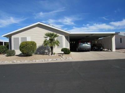 Mobile Home at 215 N. Power Rd. #323 Mesa, AZ 85205
