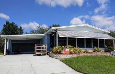 Mobile Home at 321 Bougainvillea Circle Parrish, FL 34219