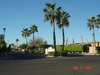 Mobile Home at 12721 W Greenway Rd Lot #107 El Mirage, AZ 85335