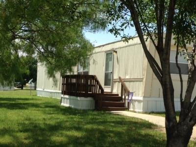 Mobile Home at 5301 E. McKinney Street, #401 Denton, TX 76208