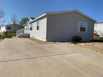 Mobile Home at 4127 Mesquite Ln Evans, CO 80620