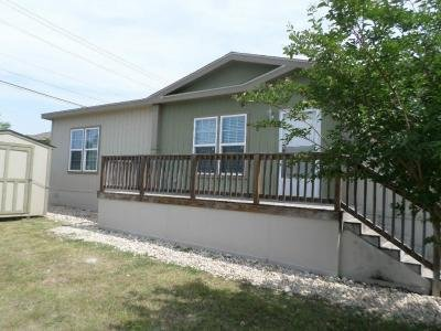 Mobile Home at 7460 Kitty Hawk Rd. Site 430 Converse, TX 78109