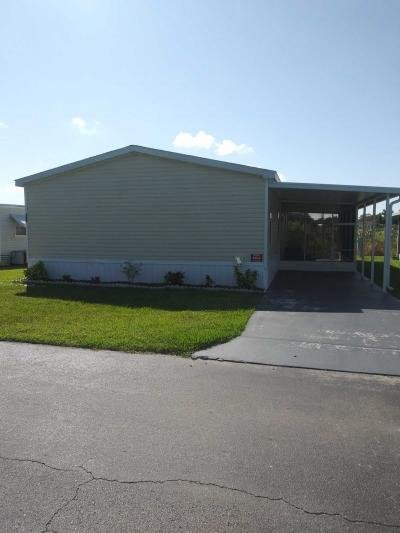 Mobile Home at 122  Lake Dell Drive Dundee, FL 33838