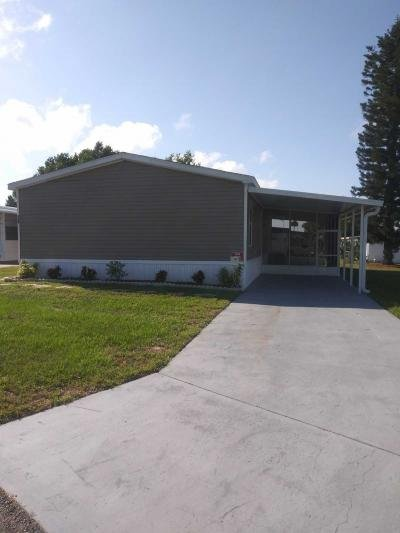 Mobile Home at 214 Greenhaven Road W Dundee, FL 33838