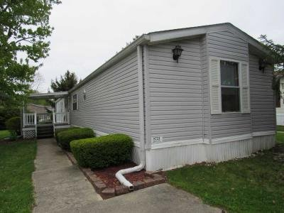Mobile Home at 8721 Wallstreet Drive Indianapolis, IN 46234