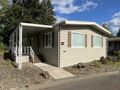 Mobile Home at 13640 SE HWY 212 #127 Clackamas, OR 97015