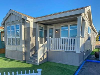 Mobile Home at 11810 Beach Blvd. #9 Stanton, CA 90680
