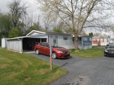 Mobile Home at 155A Bentwood Circle Bath, PA 18014