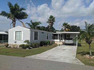 Mobile Home at 84 EIGHT IRON CIRCLE Mulberry, FL 33860